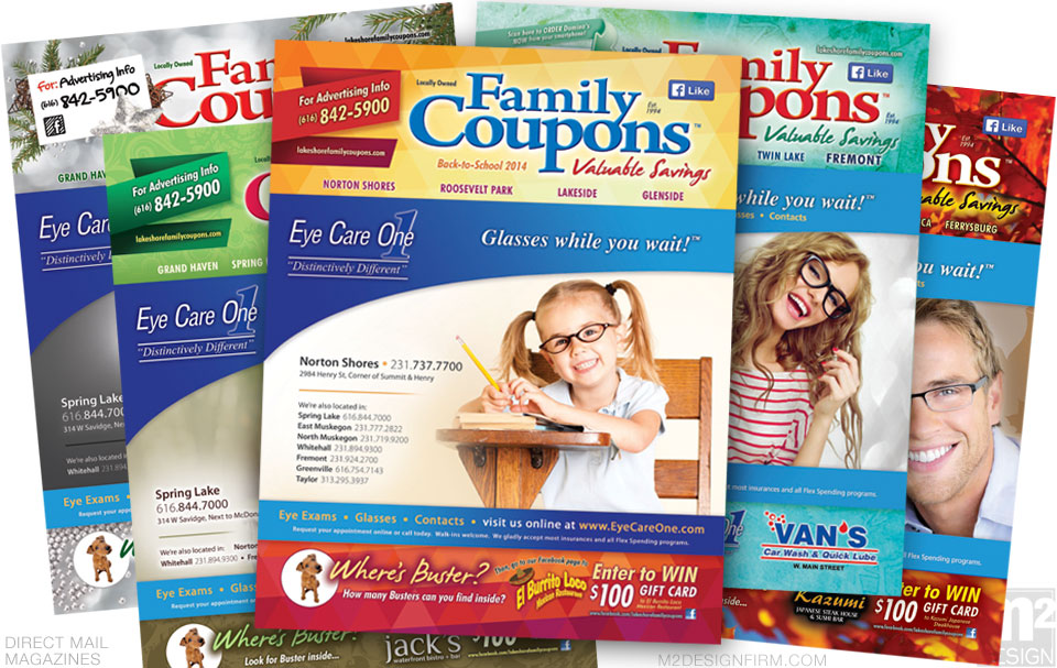 Family Coupon Magazines