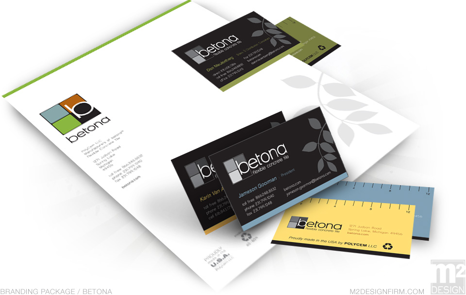betona Branding Package