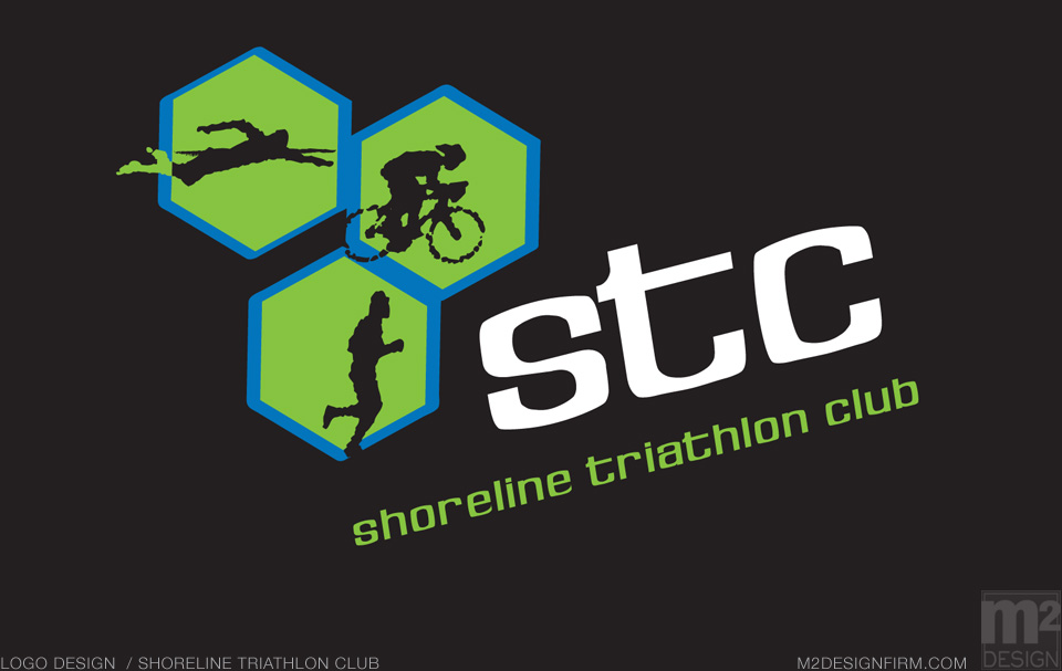 Triathlon Logo Design