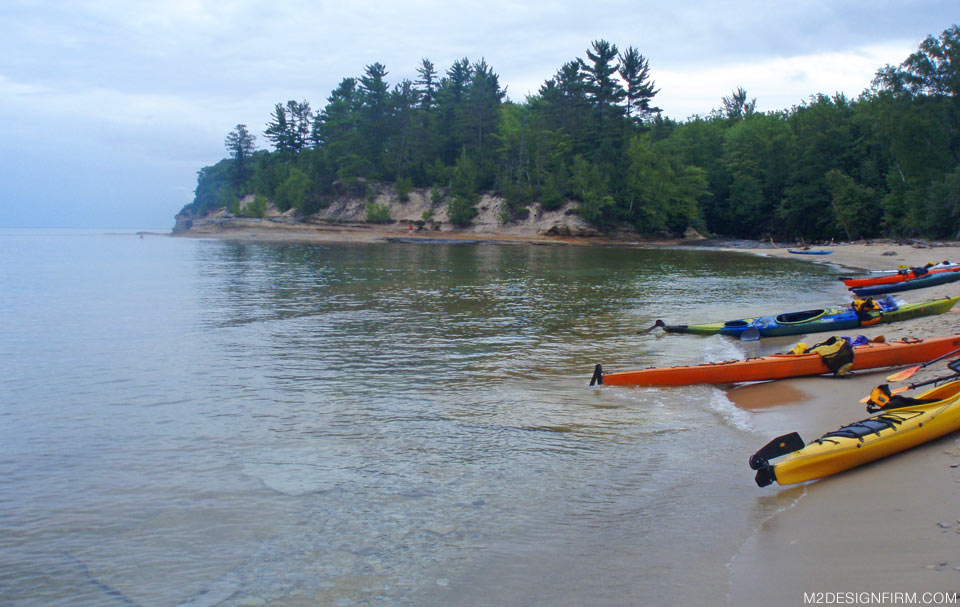 Mosquito Beach Kayaking