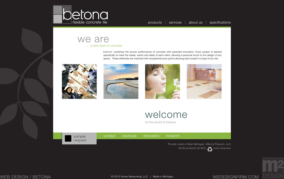 betona Web Design